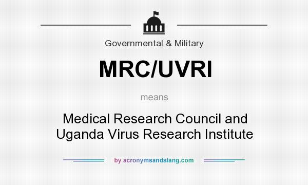 MRC Uganda Jobs 2020