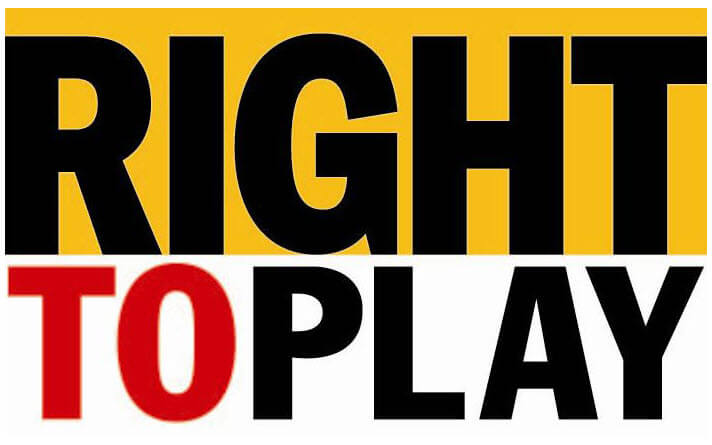 Right To Play Uganda Jobs 2021
