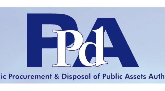 PPDA Uganda Jobs 2020