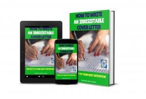 Fresher jobs Uganda - cover letter writing ebook