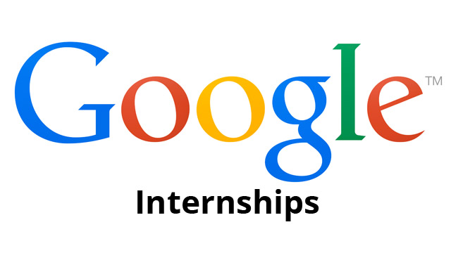 The Google Business Internship Program 2020