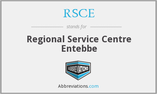 rsce entebbe jobs 2020