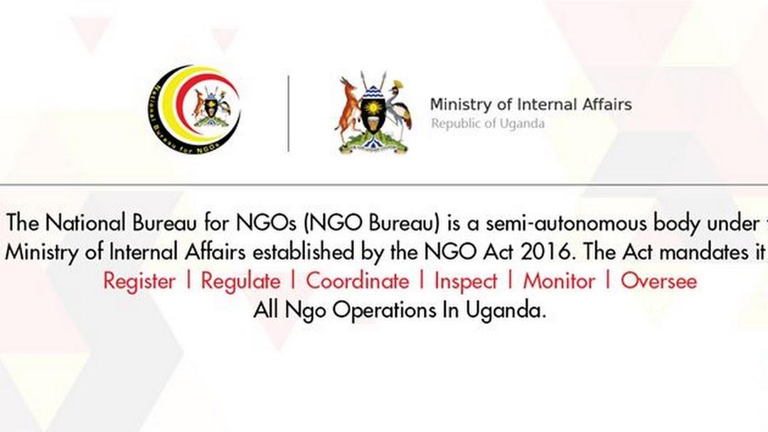 NGOs Bureau Uganda Jobs
