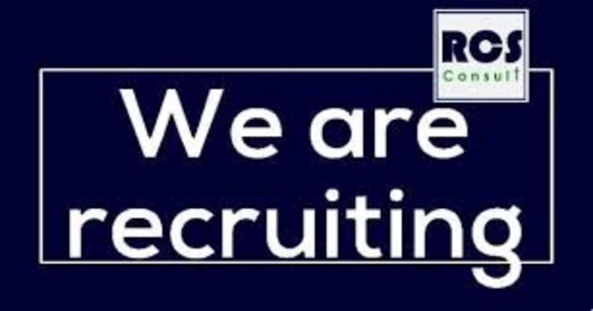 RCS Consult Uganda Jobs 2020